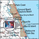 HPI East Central Coast Coverage Map