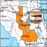 HPI North Central Florida Coverage Map