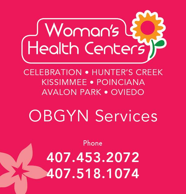 Womens Health Banner 01 Heritage Publishing Inc